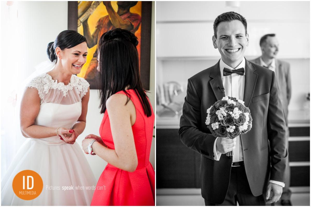 Agnieszka i Kuba fotografia ślubna