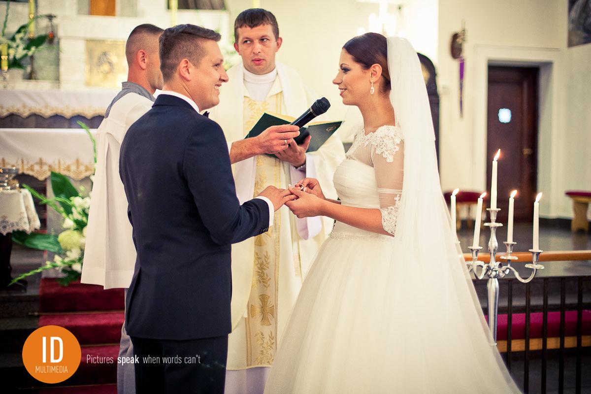 Ślub Sandry i Patryka