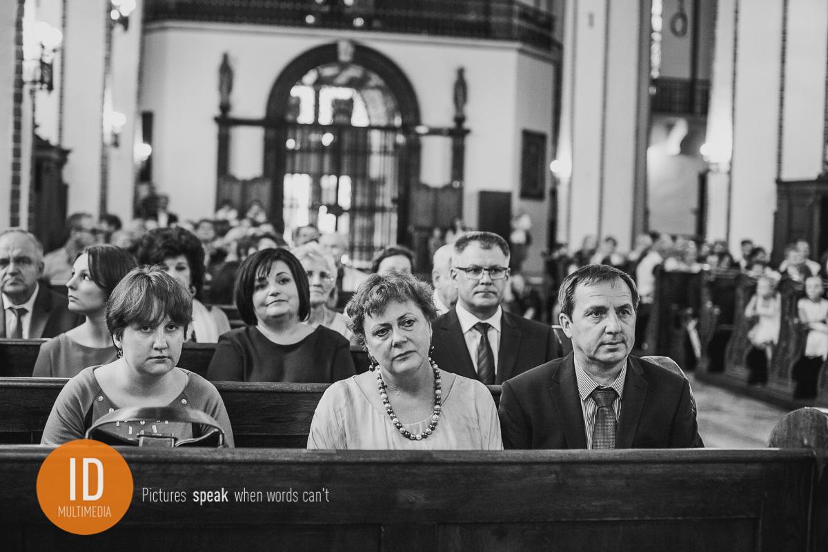 Reportaż fotograficzny w Kościele