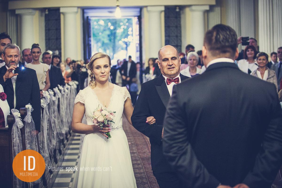 Milena z Tatą zdjęcia ślubne