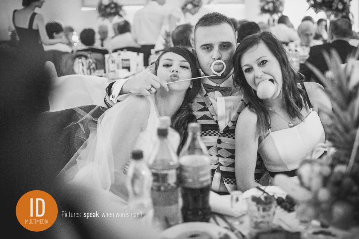Zabawa na weselu Mileny i Daniela