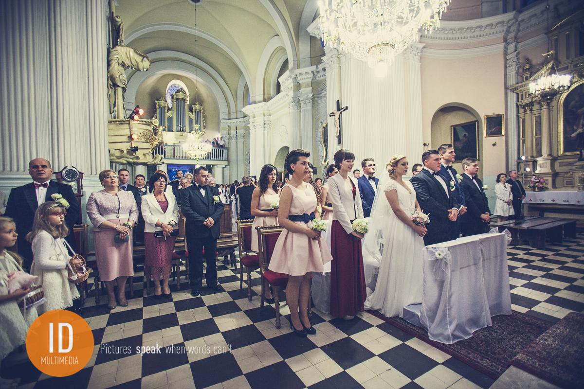 Ślub Mileny i Daniela