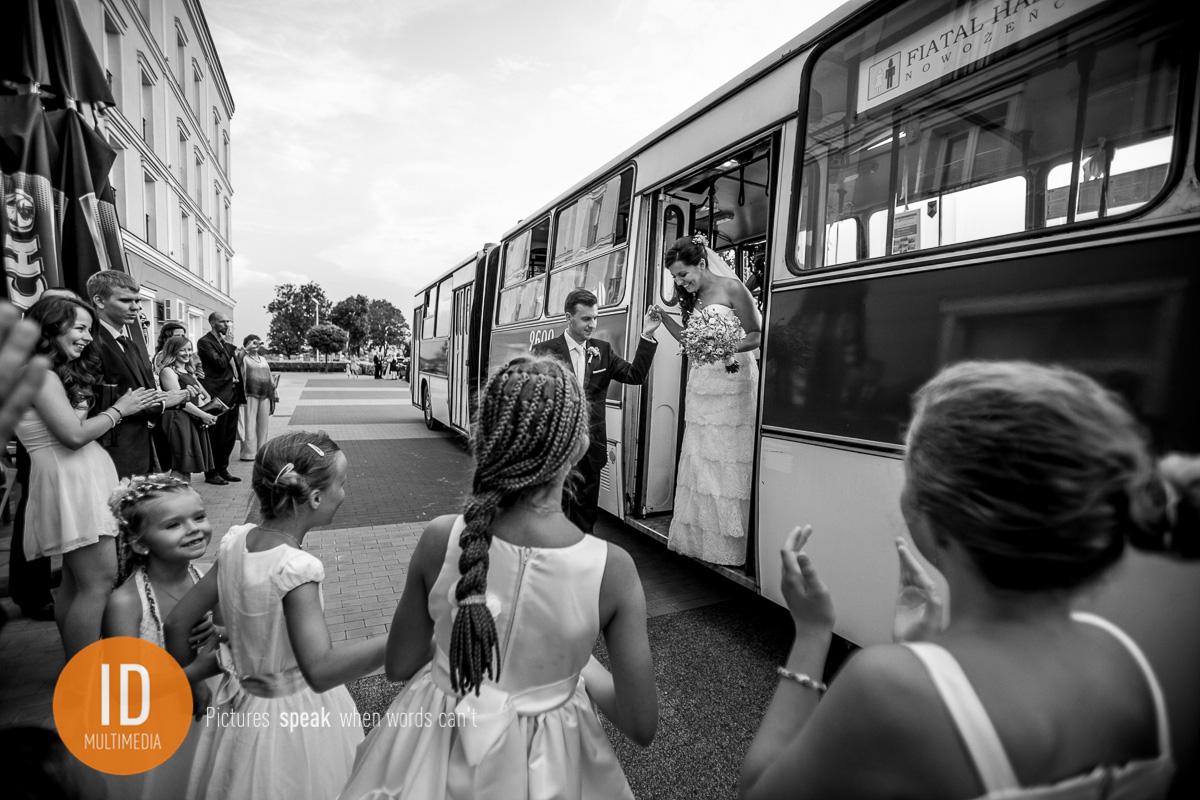 Reportaż fotograficzny z wesela