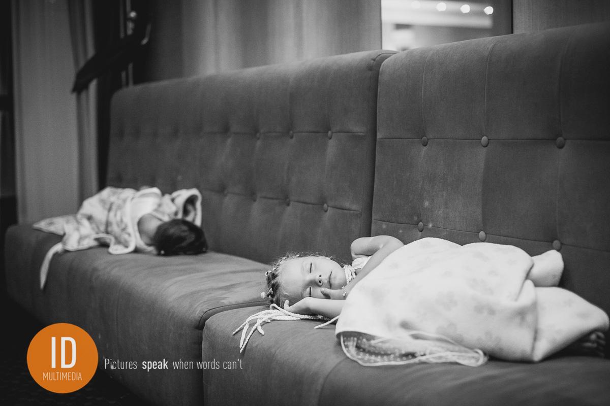 Śpiący Goście na weselu