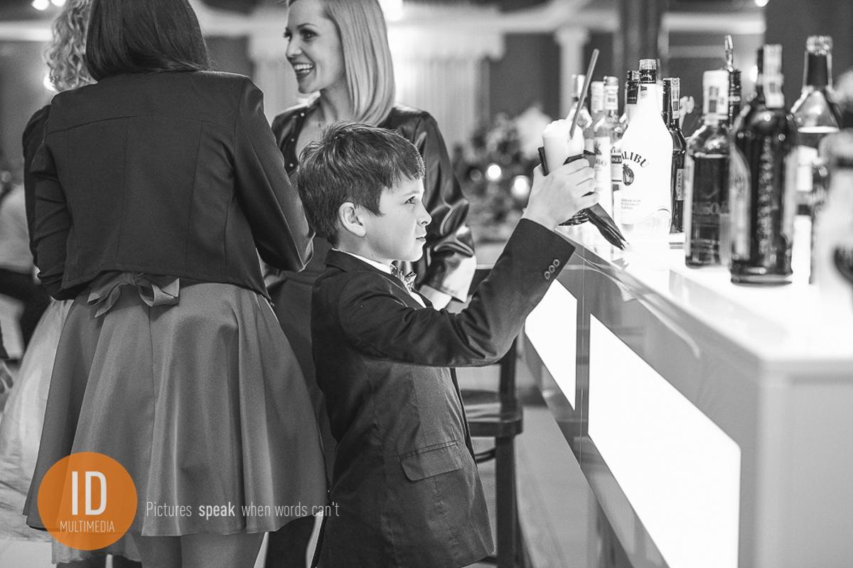 Alkohol dla najmłodszych