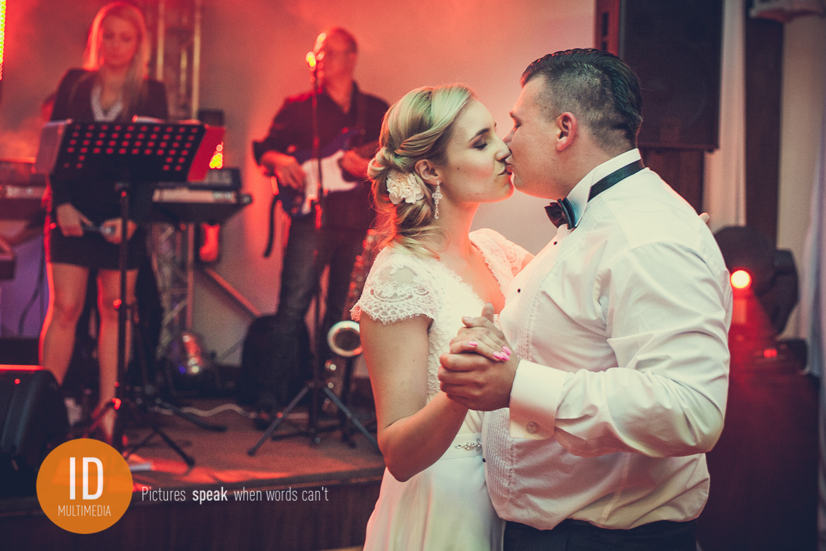 Pierwszy taniec Mileny i Daniela