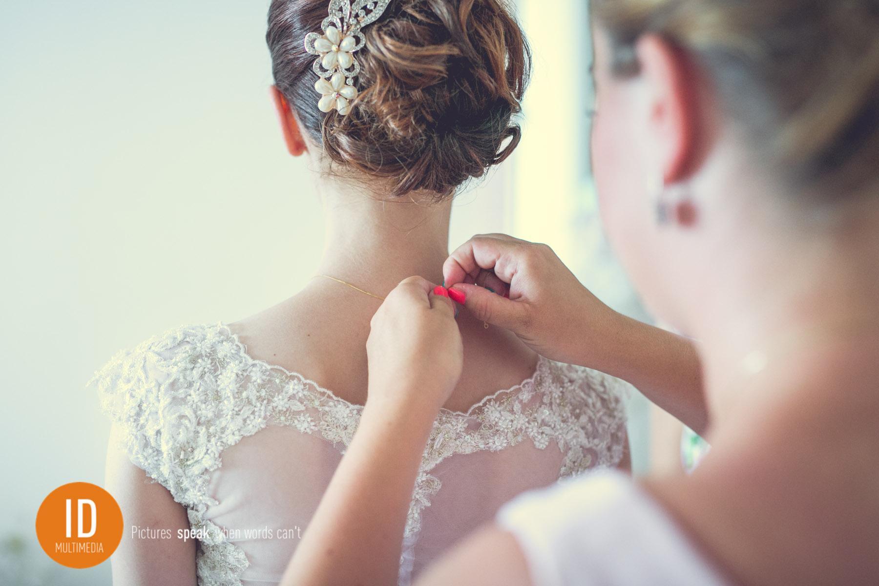 Suknia ślubna Agaty. Ślub w stylu retro.