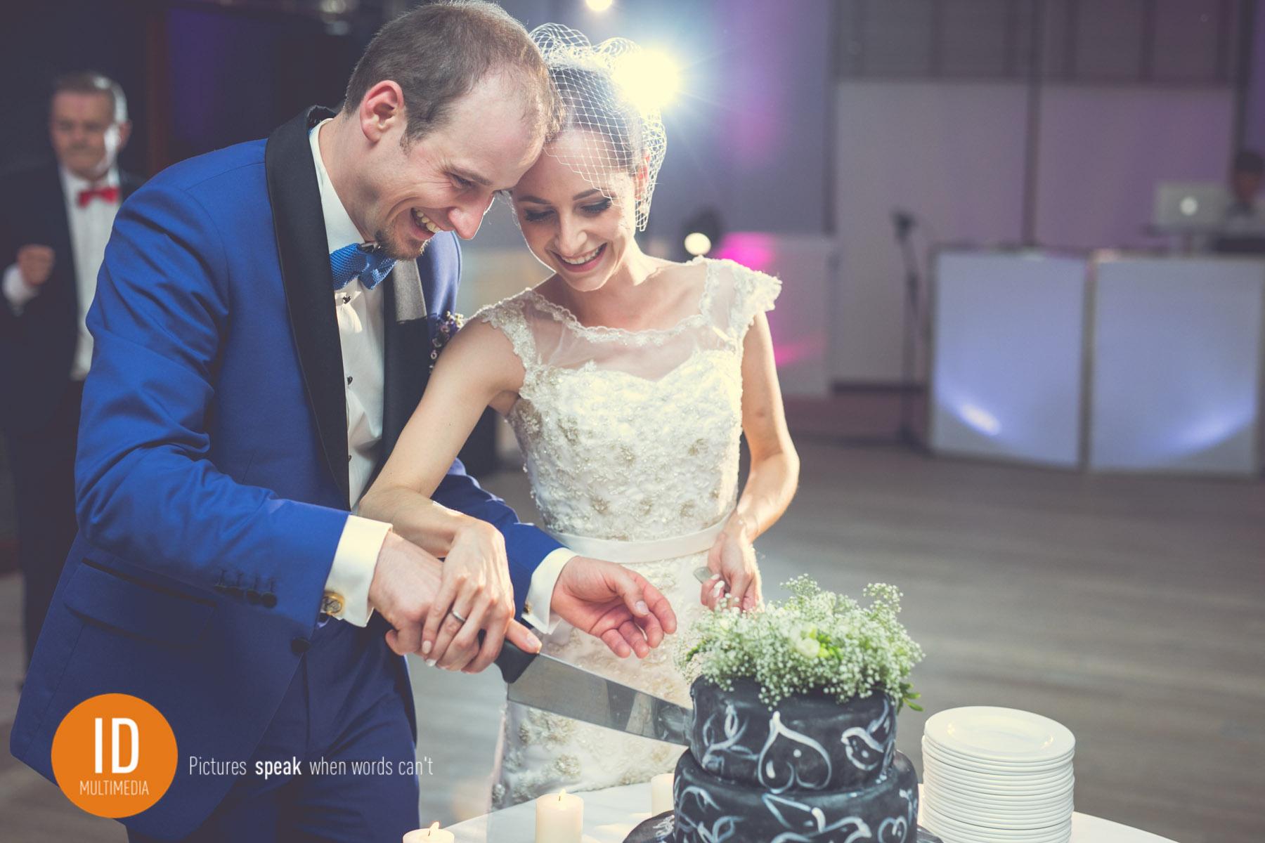Tort weselny Pary Młodej