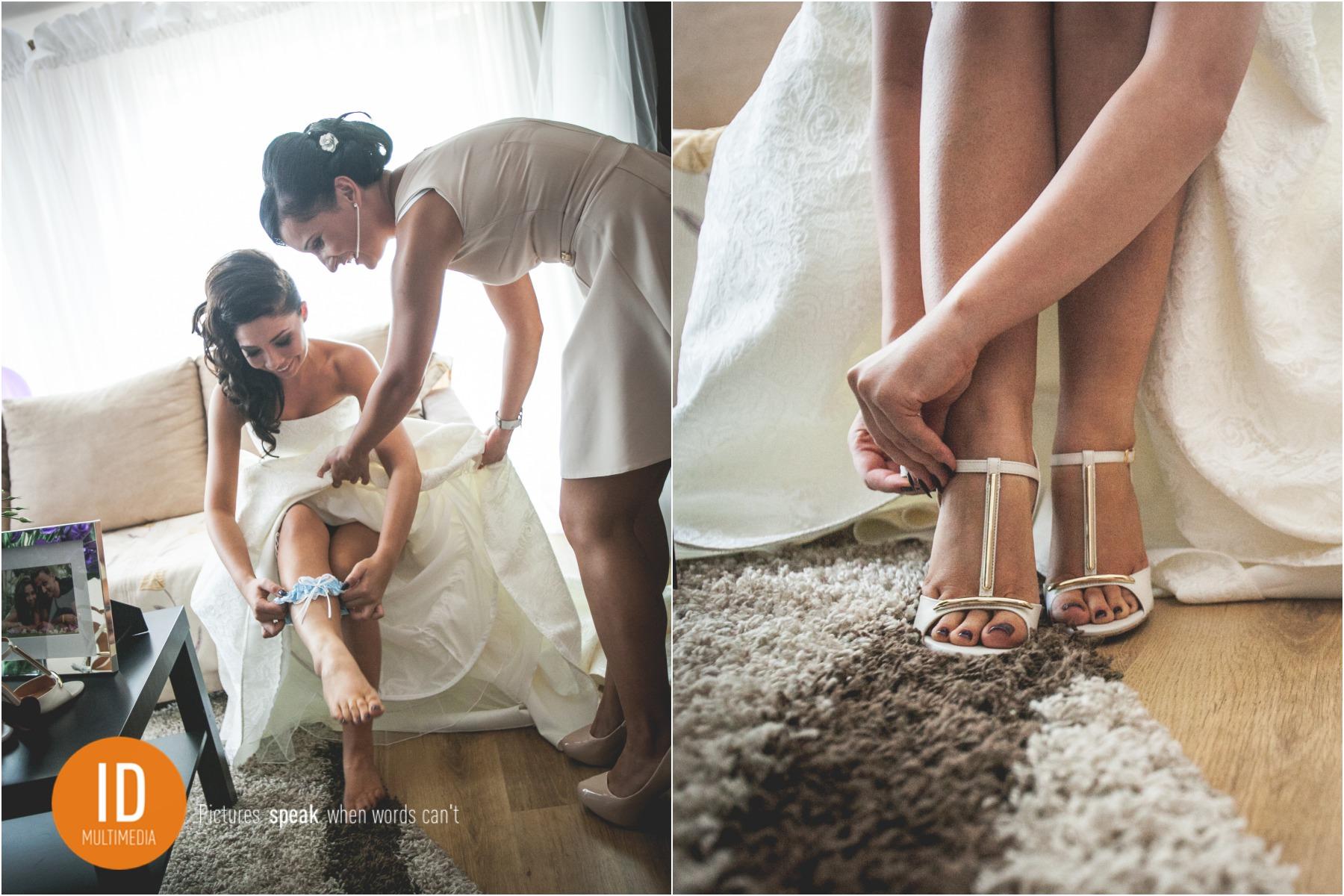 Karolina przygotowania do ślubu. Reportaż ślubny IdMultimedia