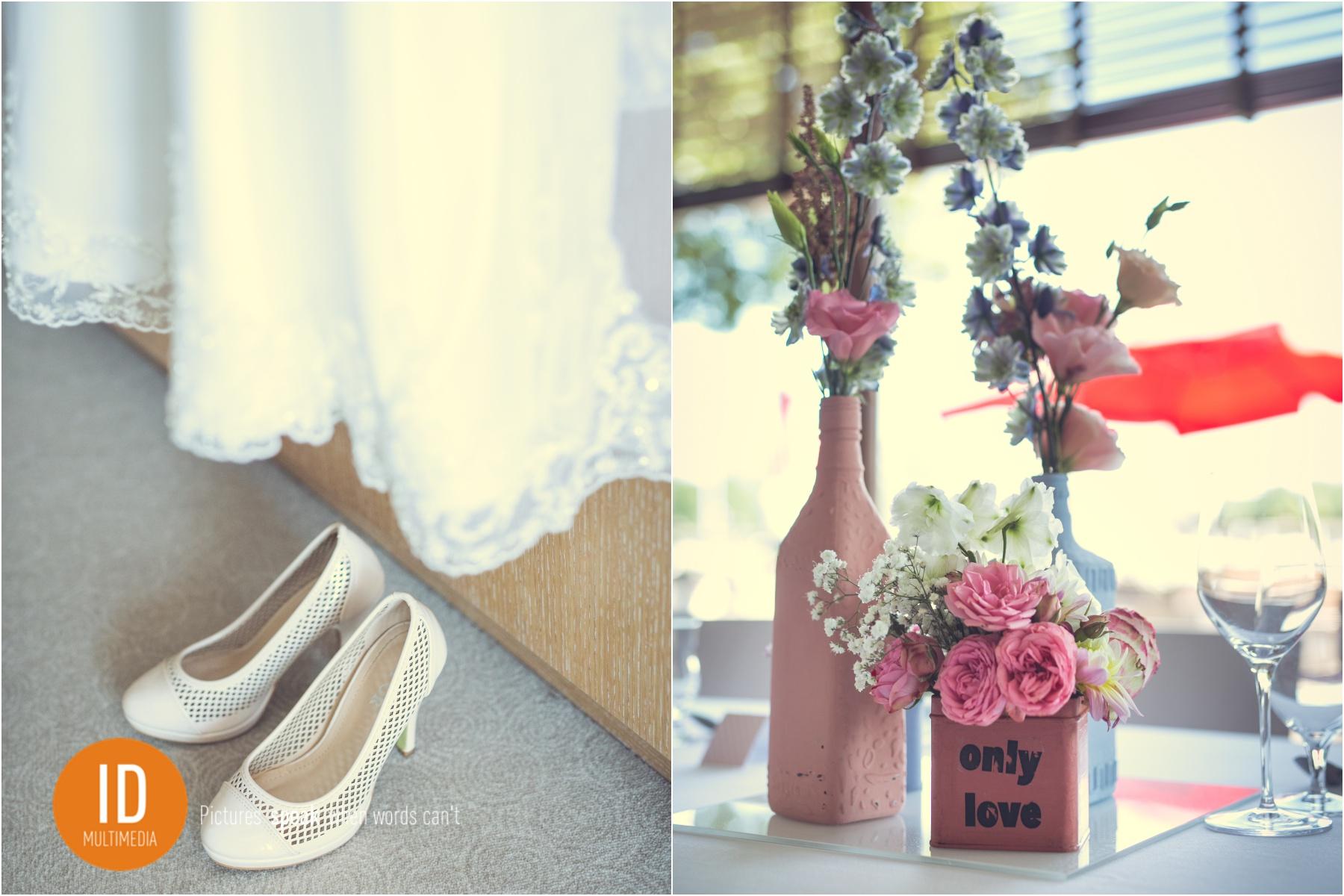 Przygotowania do ślubu w stylu retro