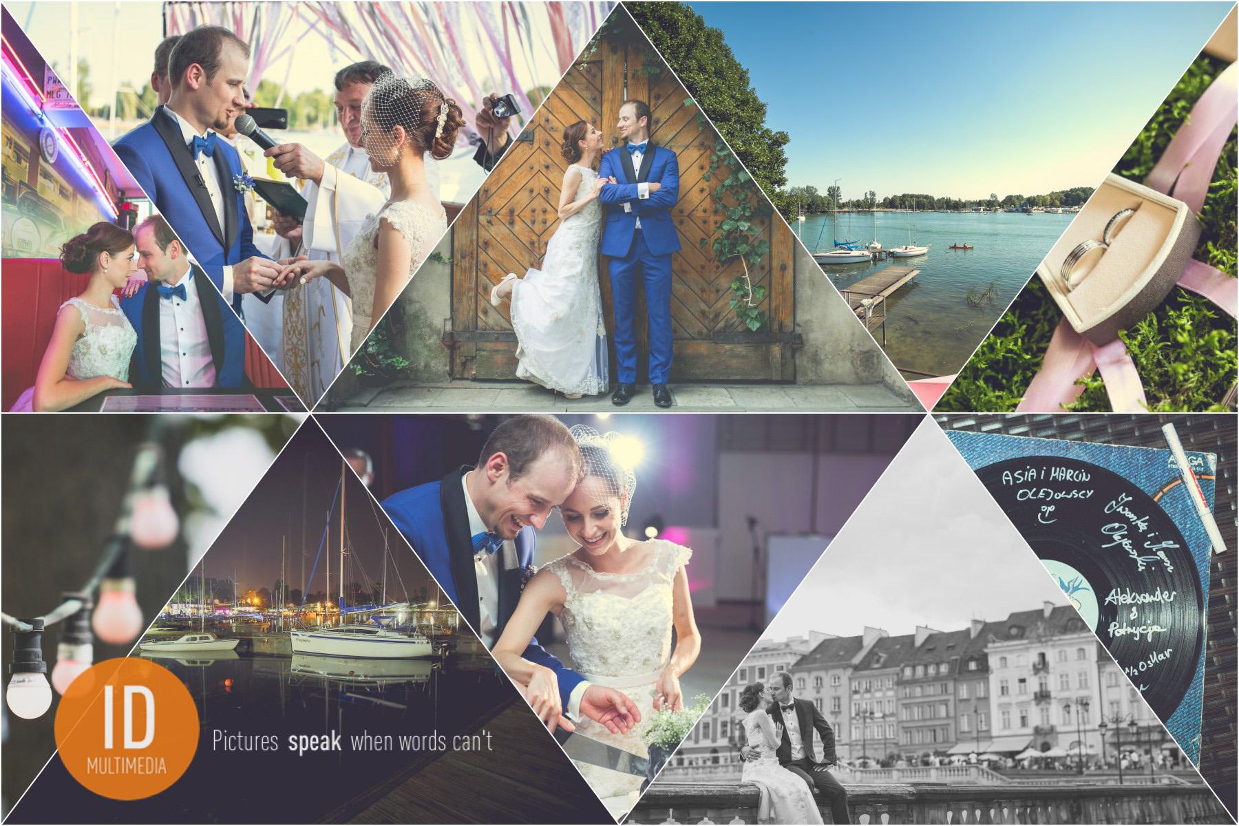 a1d05ac695 Wideofilmowanie i zdjęcia ślubne -blog IdMultimedia Ślub w stylu retro -  Agata   Łukasz