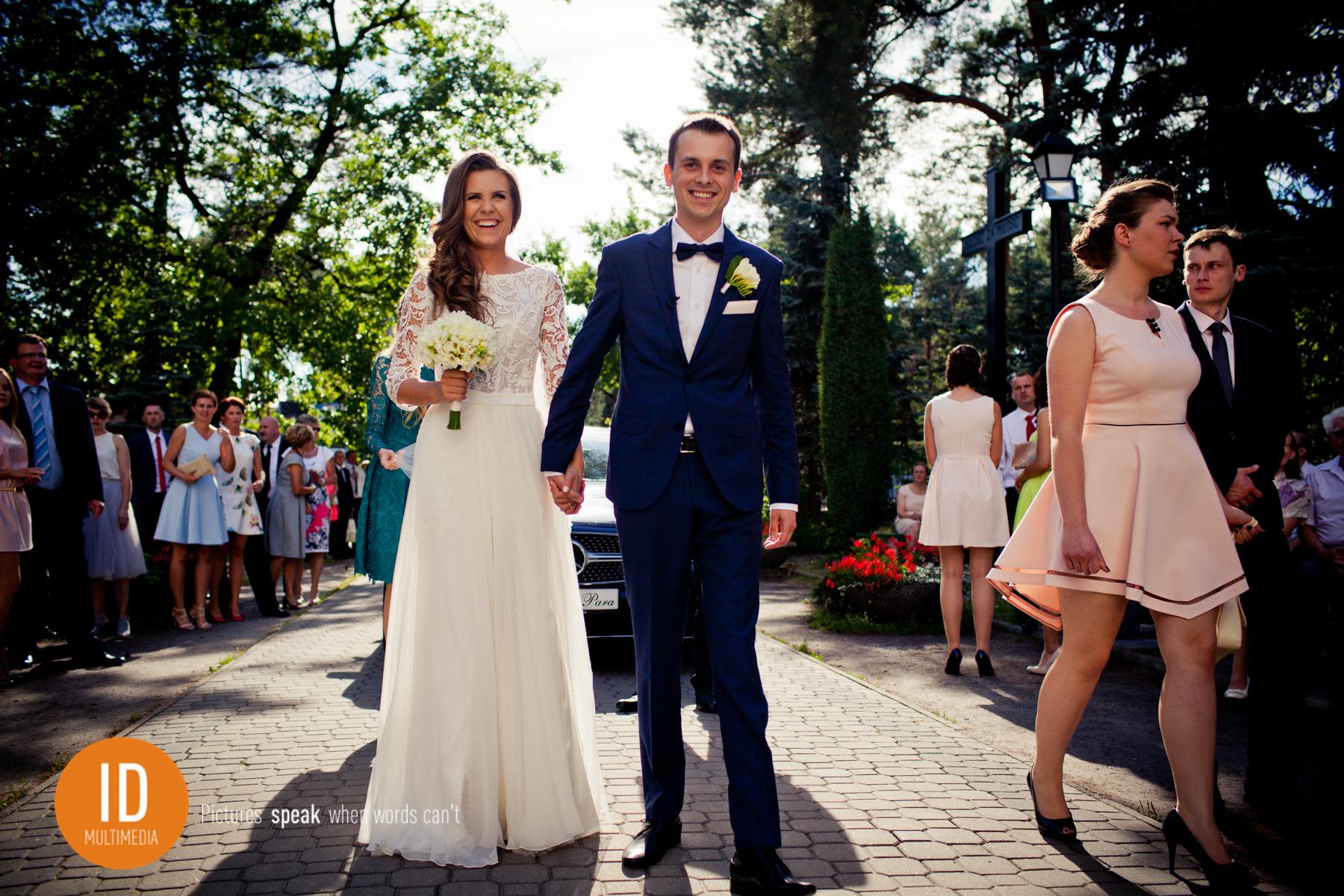 Zdjęcia ślubne Marleny i Tomka idmultimedia