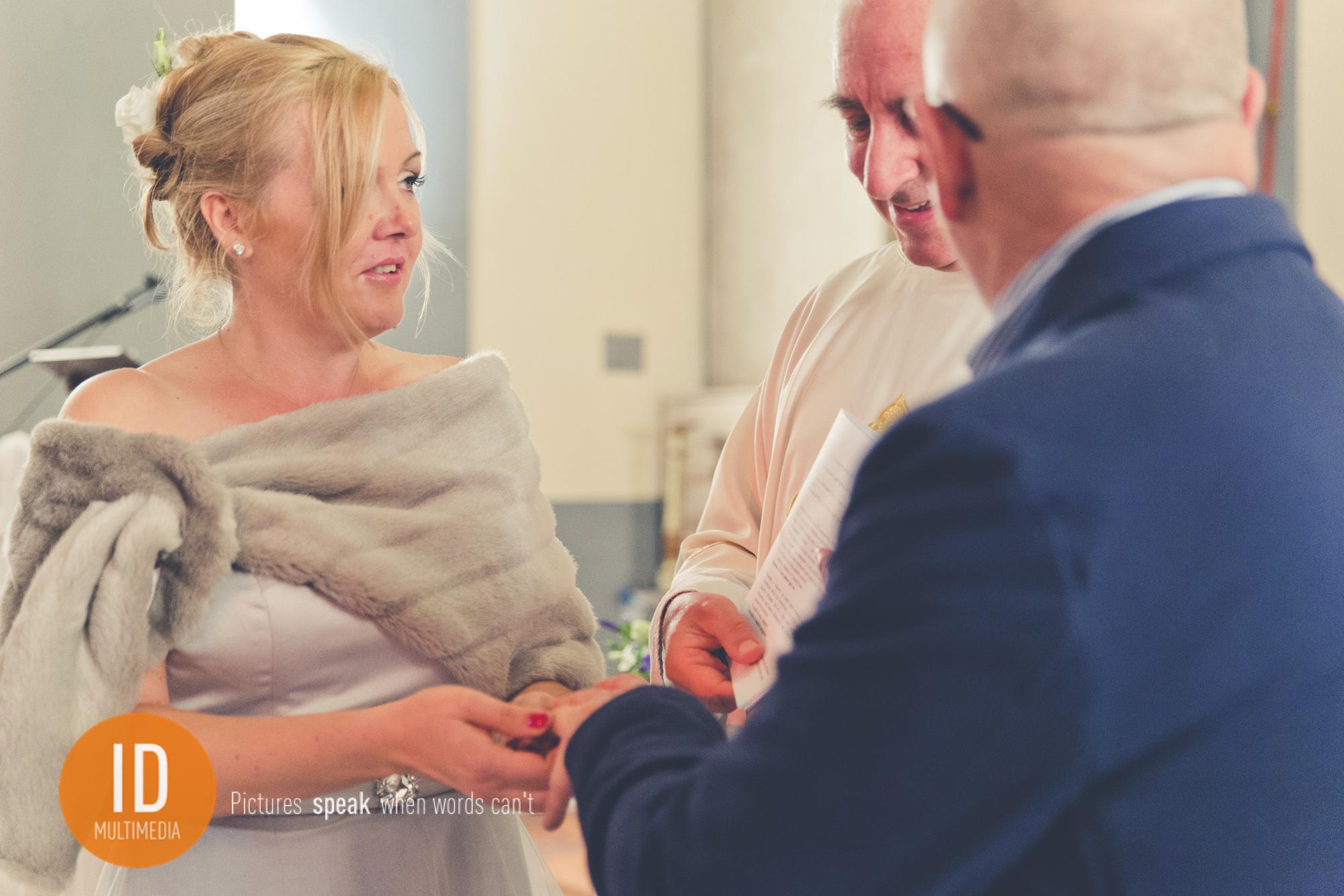 Ślub w Toskanii przysięga małżeńska
