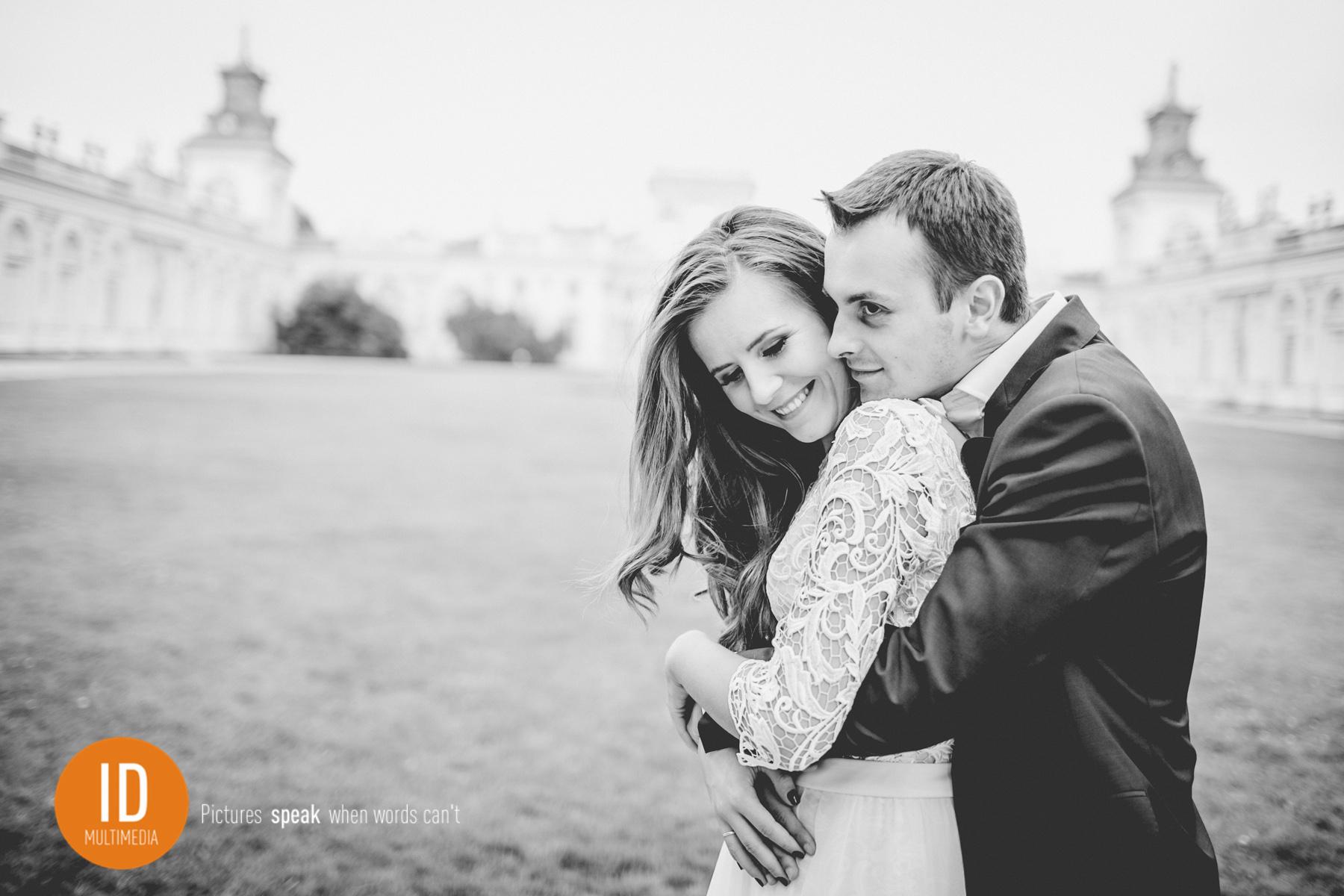 zdjęcia ślubne Wilannów