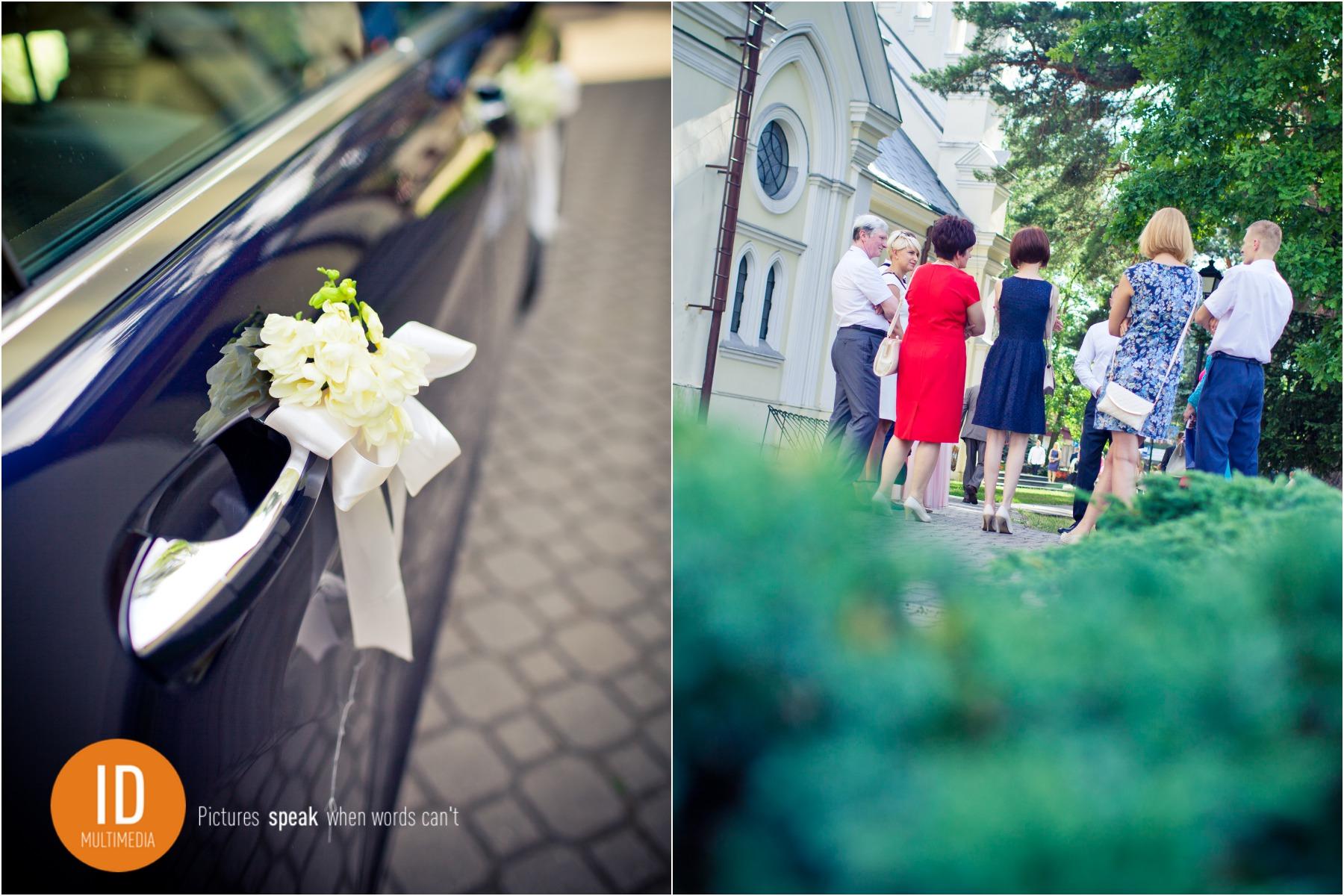 Goście weselni Tomasza i Marleny zdjęcia ślubne