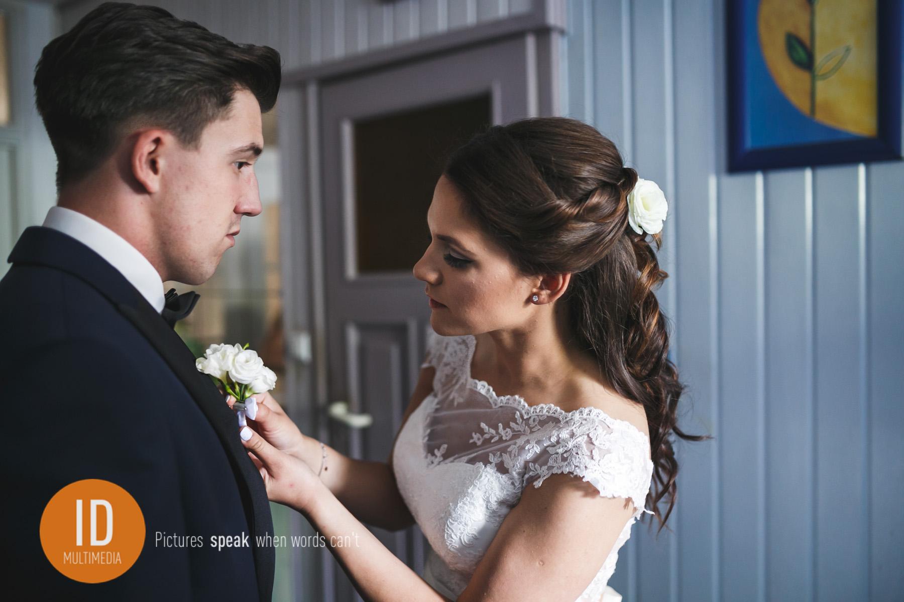 zdjęcia ślubne Sylwi i Jakuba przygotowania