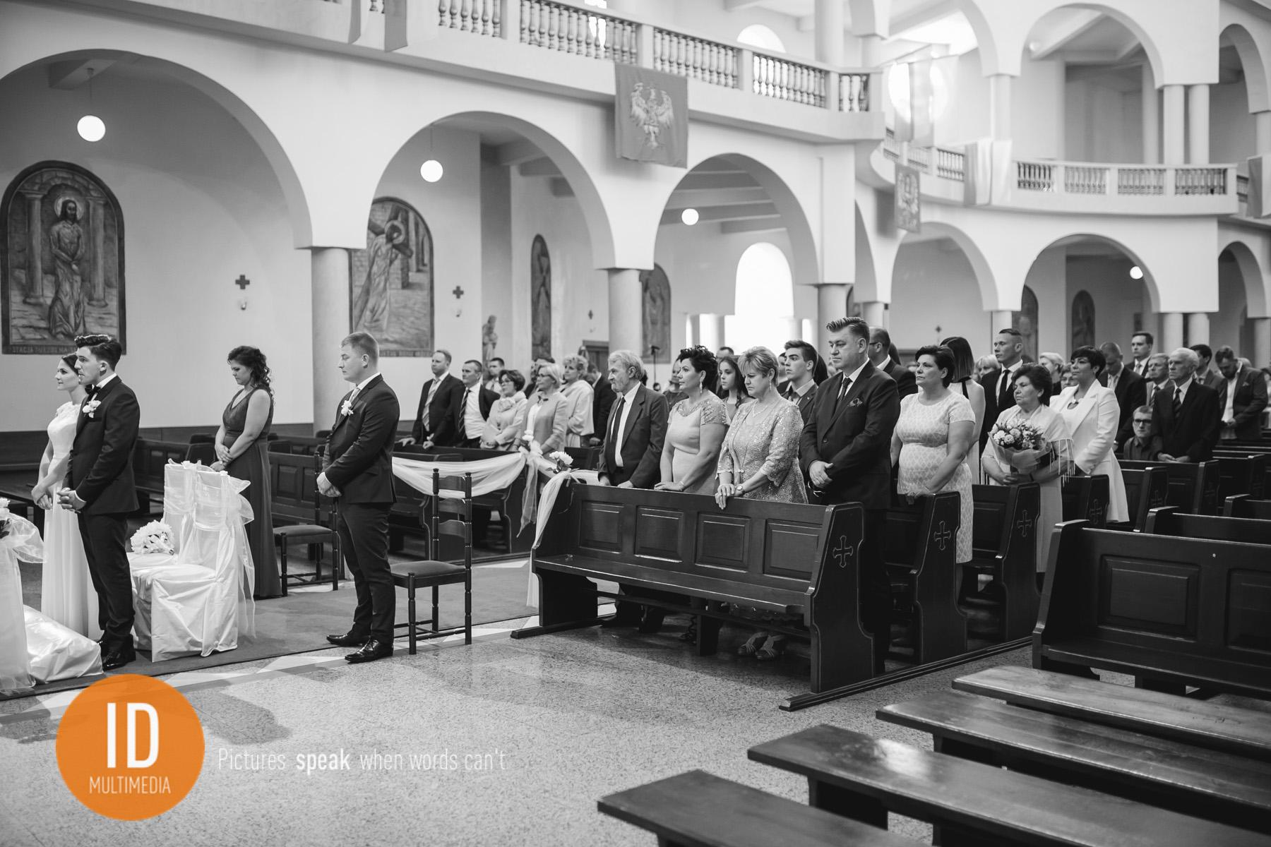 zdjęcia ślubne Sylwii i Jakuba ślub