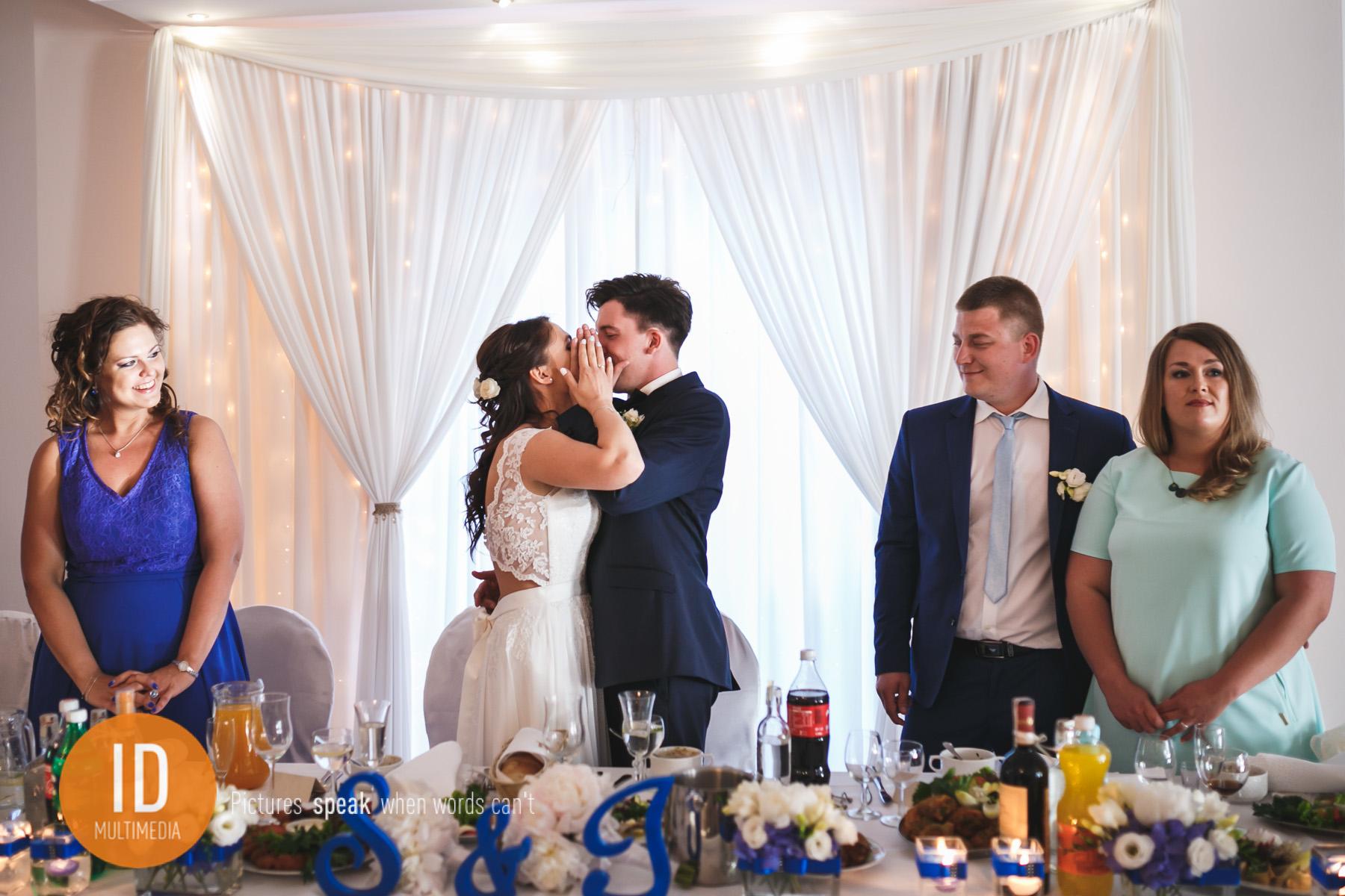 zdjęcia ślubne Sylwii i Jakuba wesele