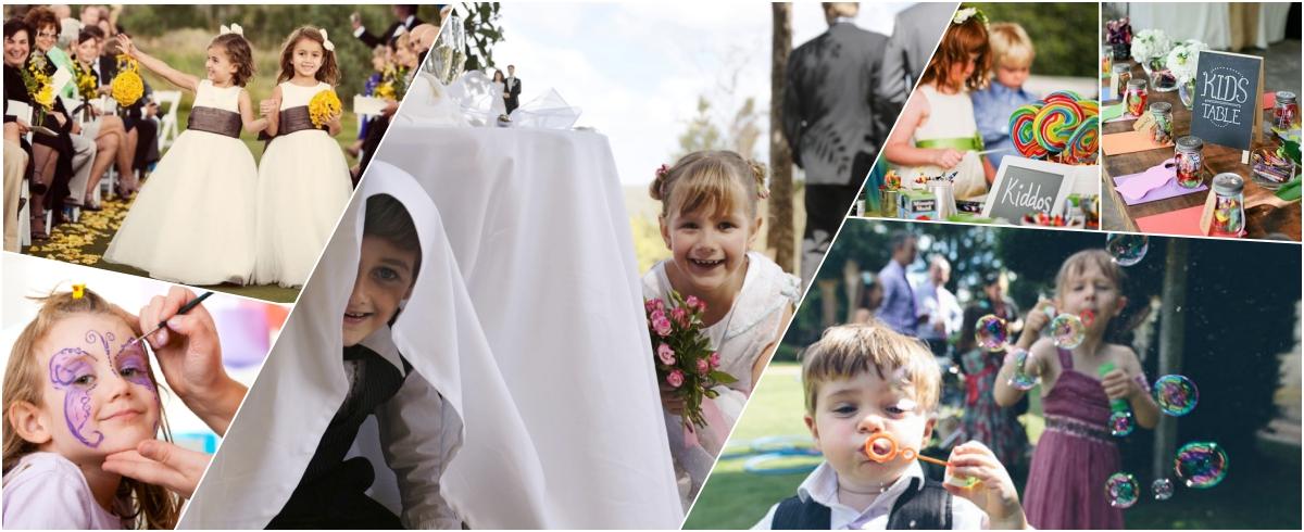 atrakcje dla dzieci podczas wesela