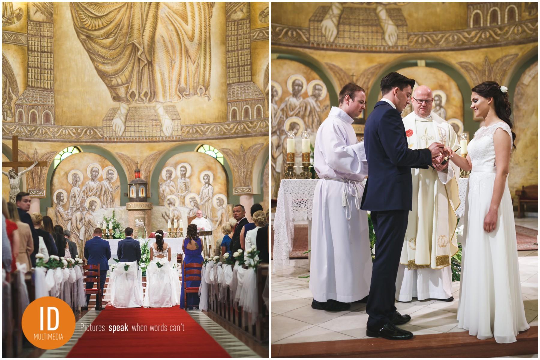 zdjęcia ślube Sylwii i Jakuba ślub