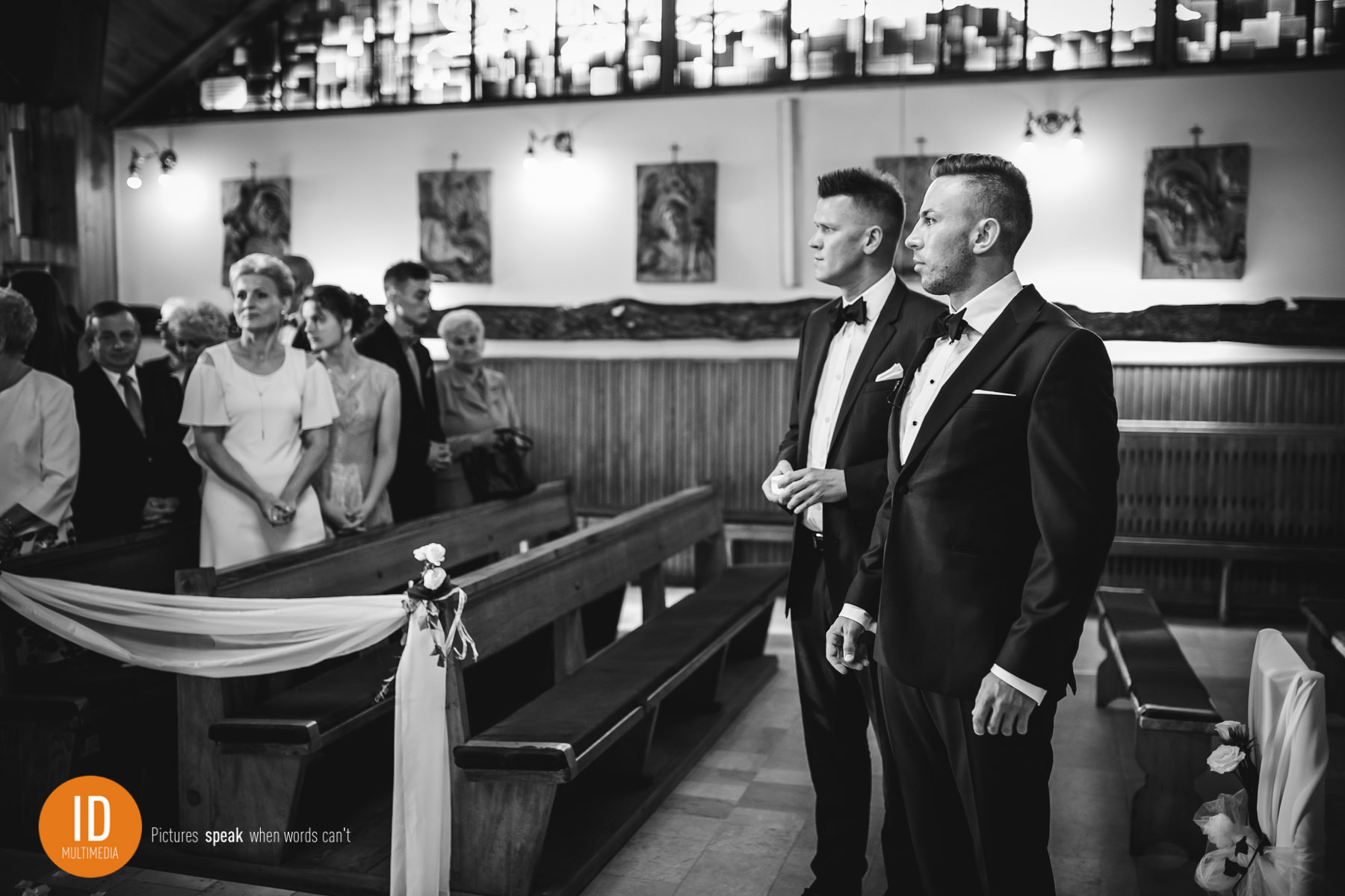 nowoczesny reportaż ślubny
