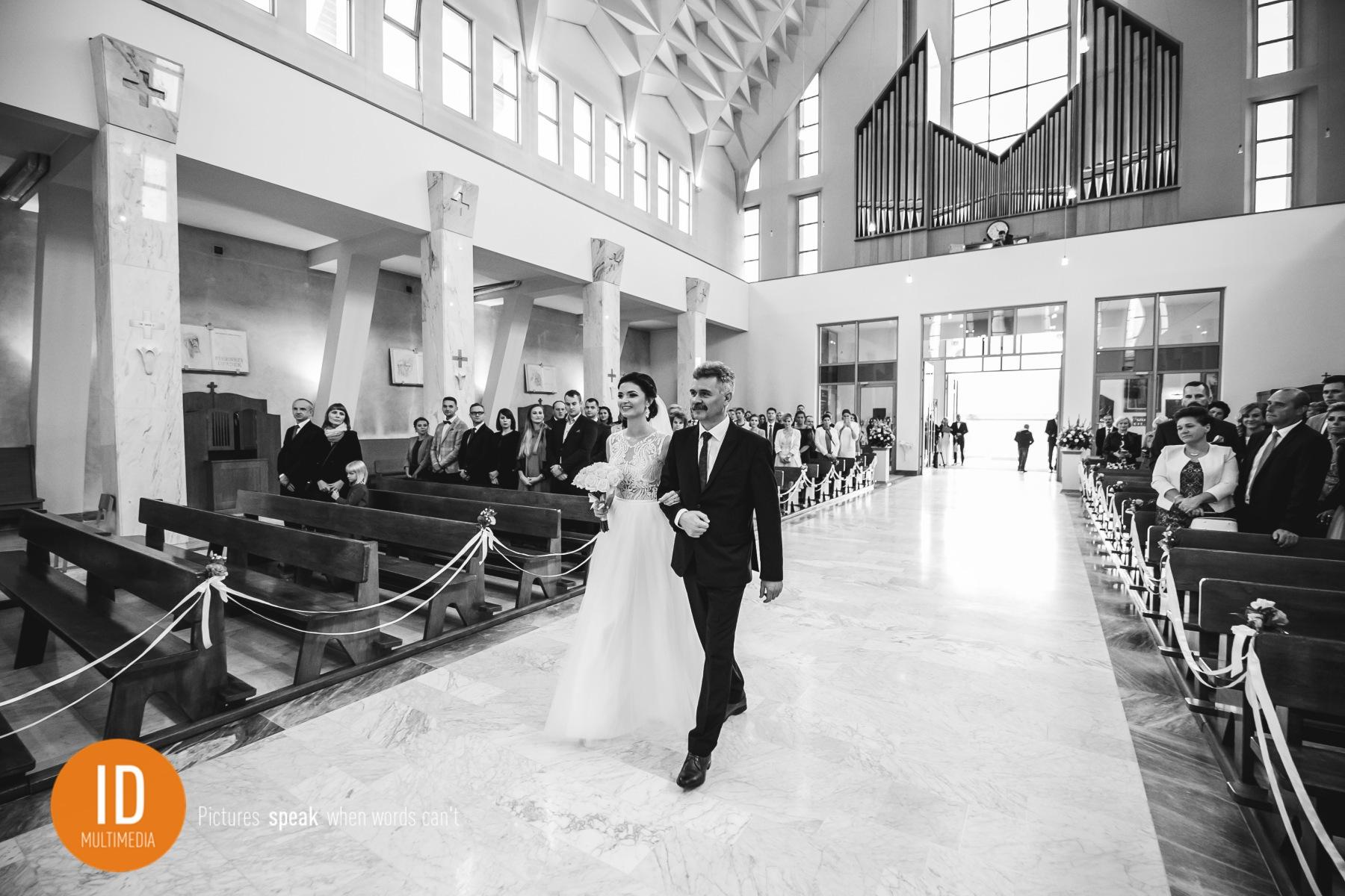 fotoreportaż ślubny