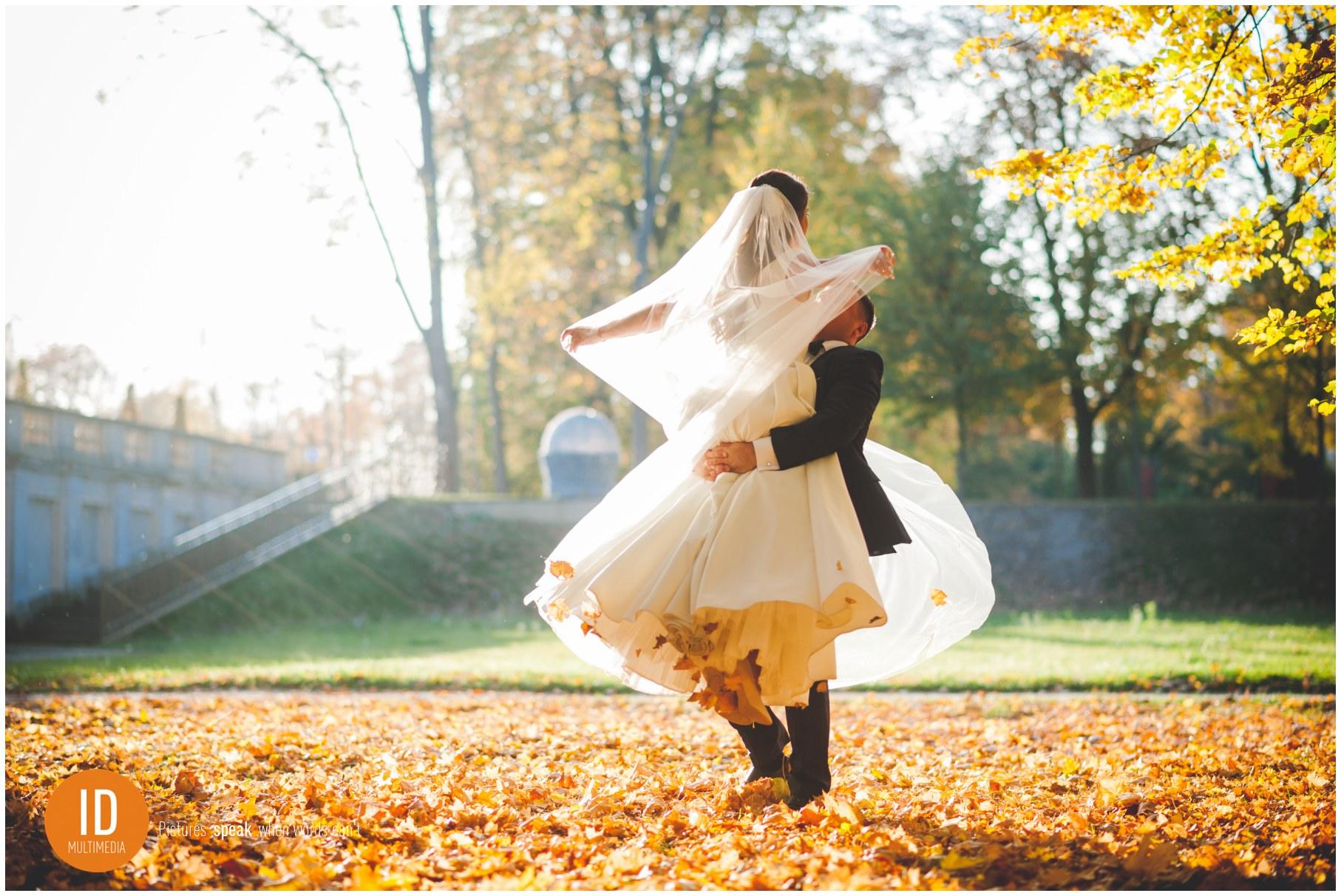 sesja plenerowa jesienna